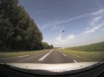 flits auto vollenhoverweg flevoland 25juni